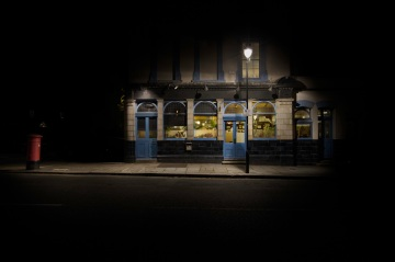 Nicolás Sánchez We spin around the nights (The Lord Southampton, Belsize Park) 2013