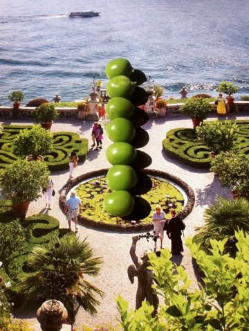 Nina Katchadourian Topiary 2012